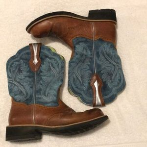 Ariat Woman's Original Fatbaby Cowgirl boots, 6.5